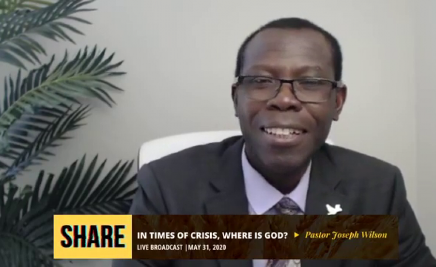 video-in times of crisis, where is god